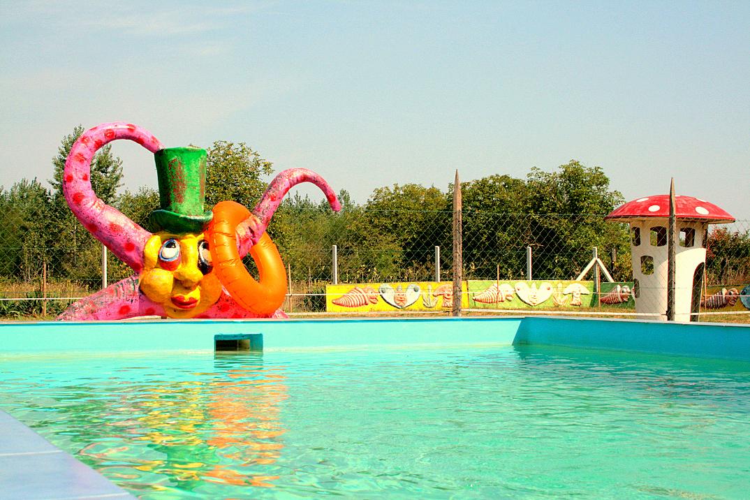 vakantiehuis met zwembad hongarije