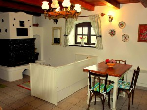 Vakantiewoning Hongarije Walnut Tree Cottage