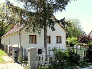 vakantiehuis Hongarije Fehér villa orfü