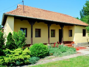 Vakantiehuisje Paraszt Palota