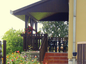Vakantiehuis Vidám Ház Négyes