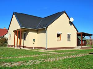 Vakantiehuis Balatonmeer Isten Hozta