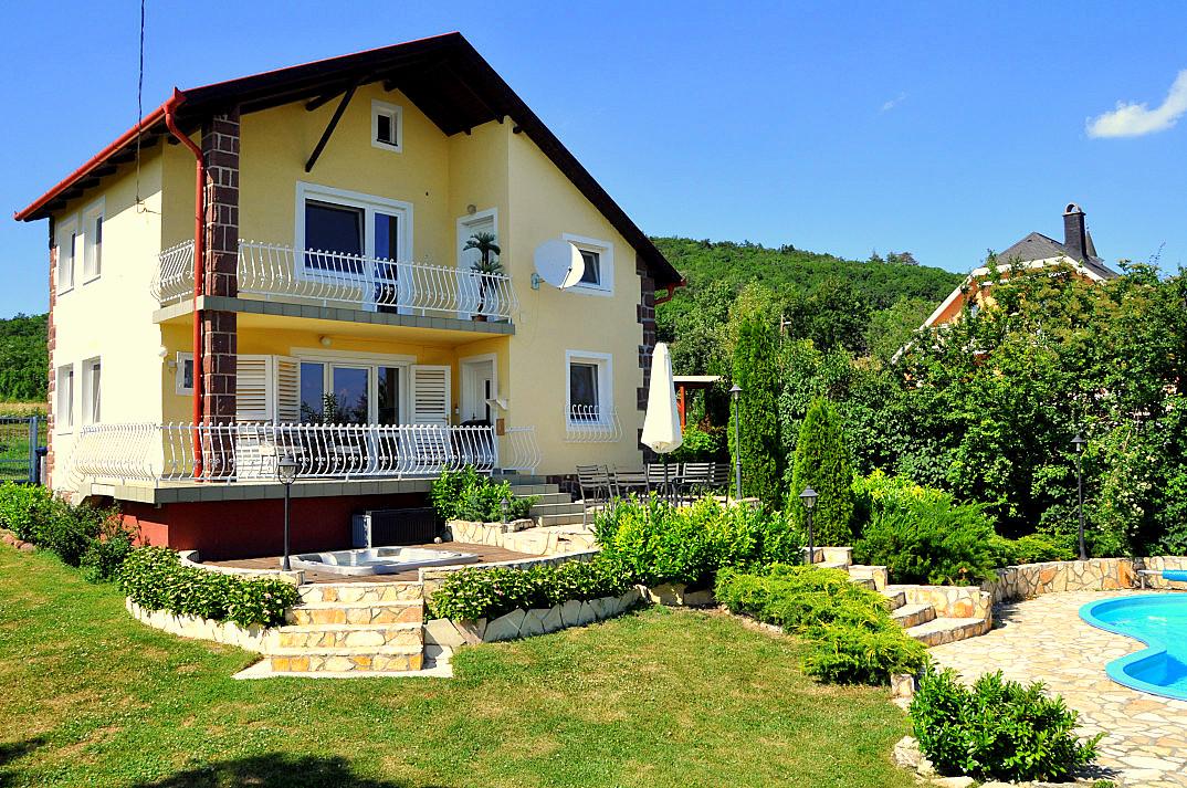 vakantiehuis in Hongarije huren