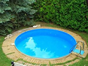 vakantiehuis zwembad balatonmeer