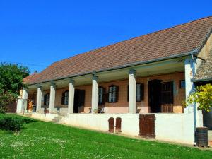 Vakantiehuis Véméndi Paraszt Ház Véménd