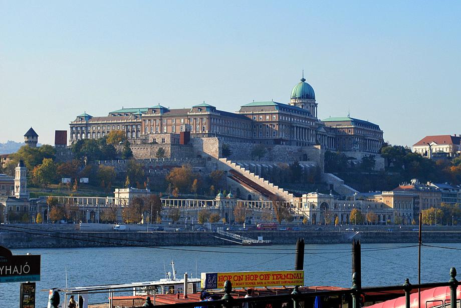 burchtdistrict van Boedapest