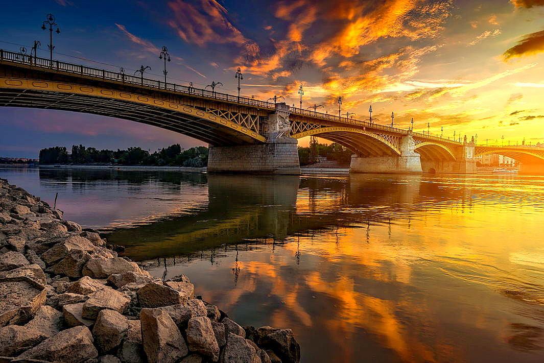 margarethe brug boedapest