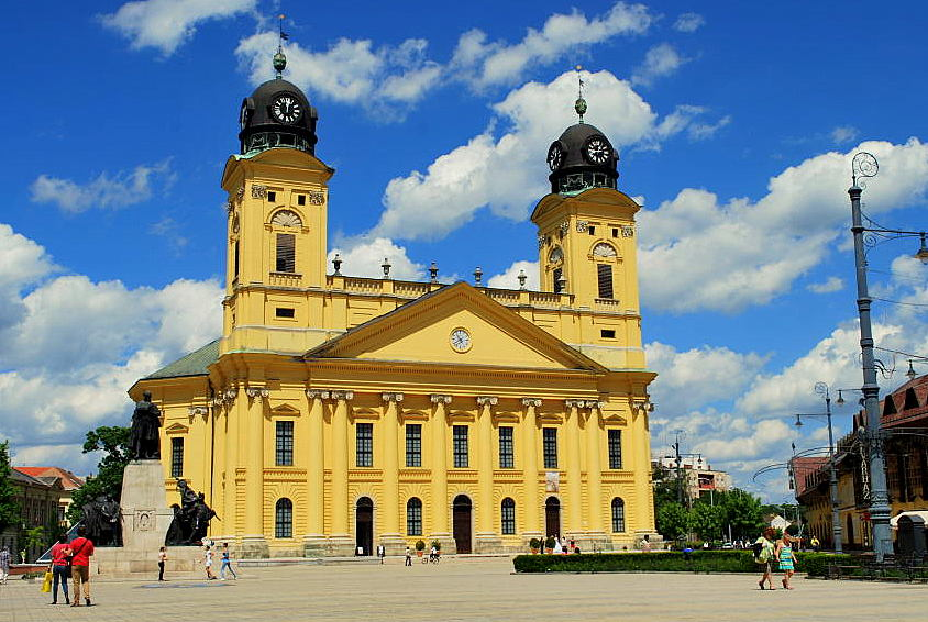 abduijne, kathedralen en kerken in Hongarije