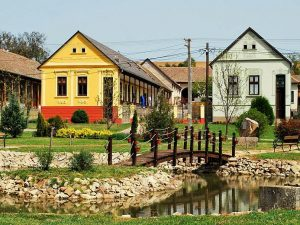 Vakantiehuis Hongarije Authentic Hungarian Farmhouse Feked