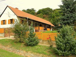 Vakantiehuis Angyalkert Terecsény Hongarije