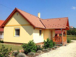 Vakantiehuis Rezi Balatonmeer Hongarije