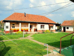 Vakantiehuis Hongarije Rietzicht Szentistván