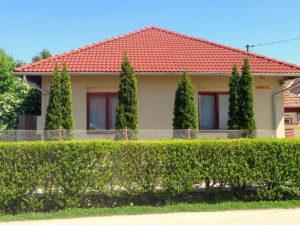 Vakantiehuis Ercsi Ház