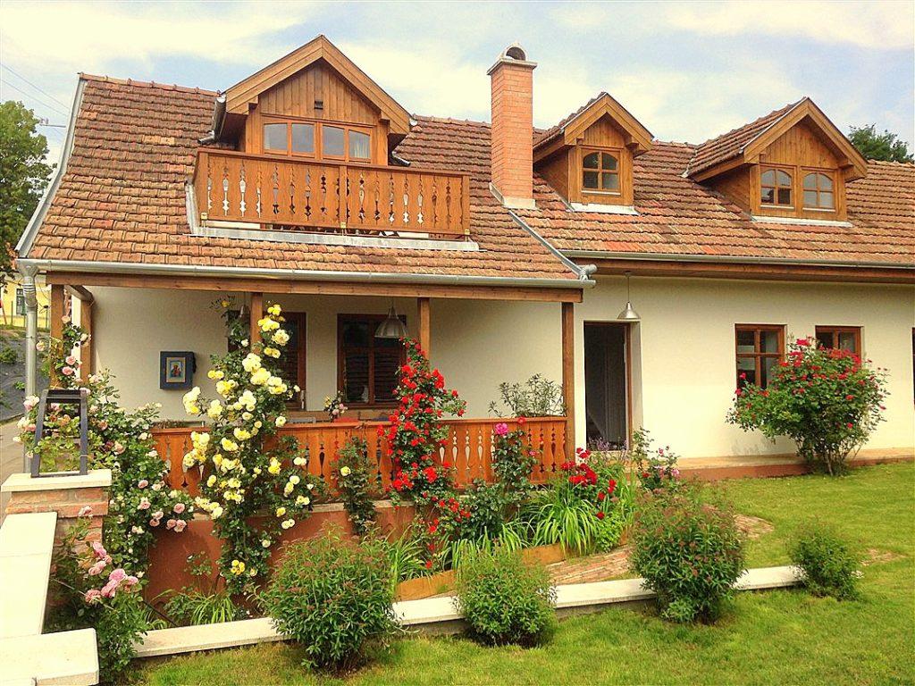 appartement Vakantiehuis Hongarije Nagymaros Ház 01