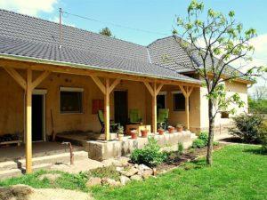Vakantiehuis hongarije nagy ház borsodivánka