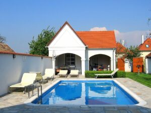 vakantiehuis hongarije, süttör ház in fertöd